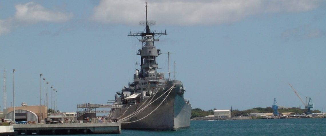 Memorial Day – USS Missouri