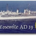 2017 USS Yosemite Association Scholarship Award