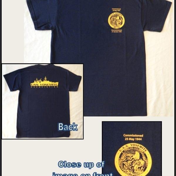 USS Yosemite Association T-Shirt