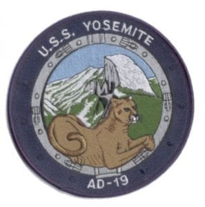 USS Yosite Official Seal