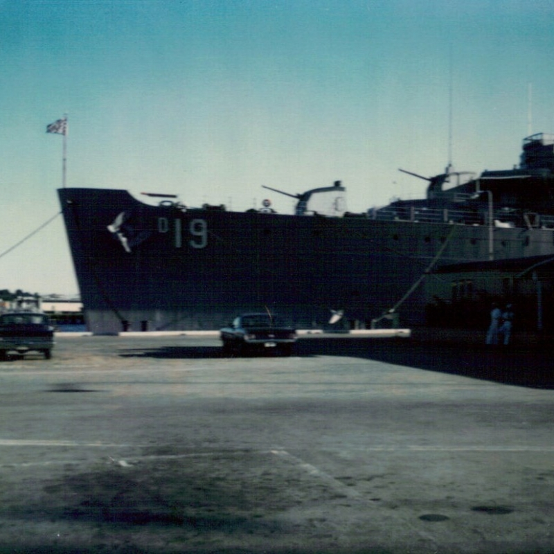 USS Yosemite Photo by Cooper Gilbreath