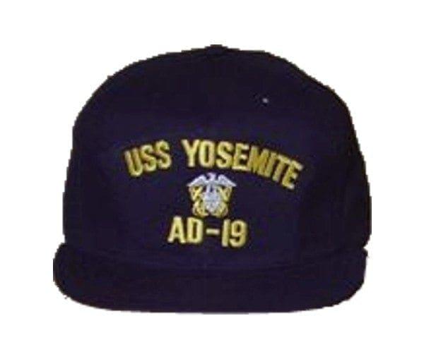 USS Yosemite Officer Hat
